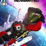 Transformers REANIMATED issue 4 Cover