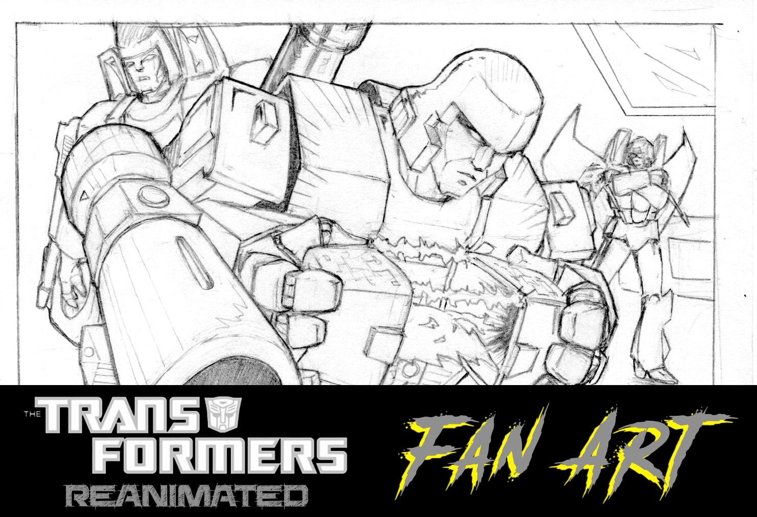 Issue 6 Fan Art