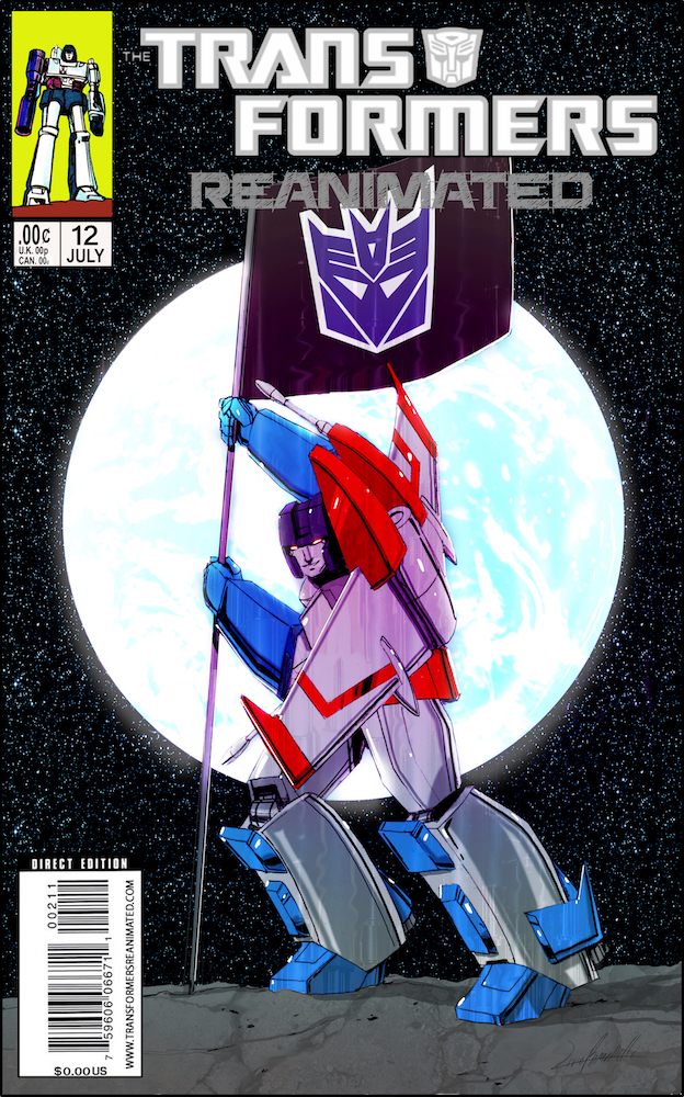 Transformers: REANIMATED Issue 12: Sunny Side Up
